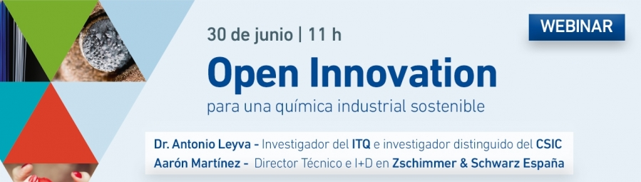 "Z&S School: ""Open Innovation para una Química Industrial Sostenible"""